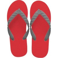beach sandal gray thong