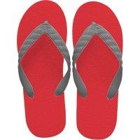 beach sandal gray thong