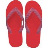 beach sandal pink thong